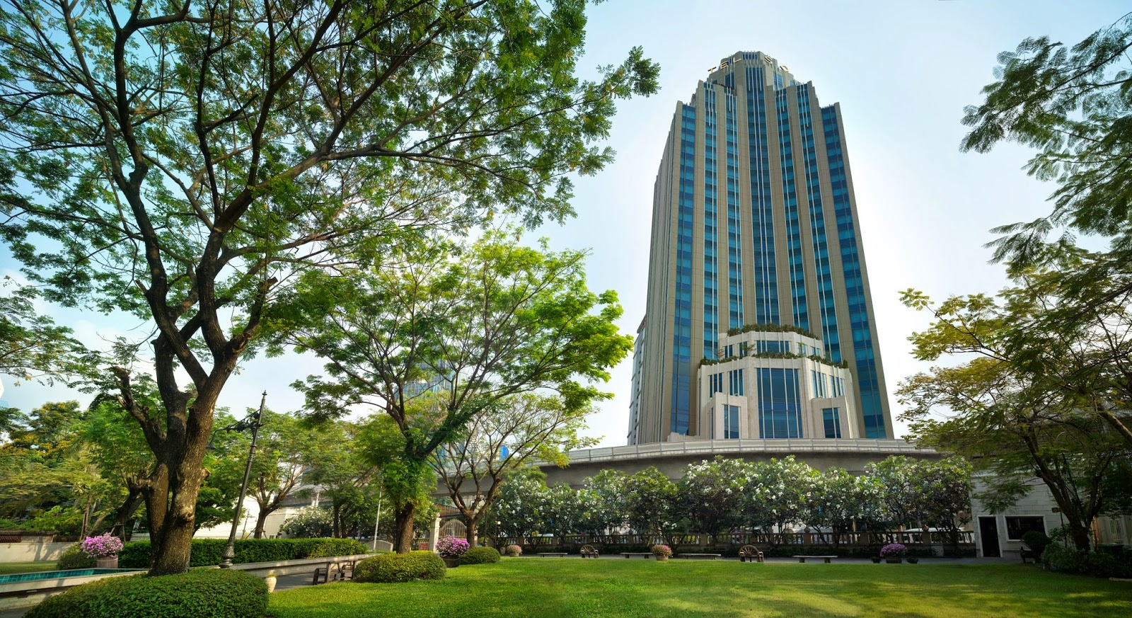 Sofitel Bangkok Sukhumvit stands out in a district that is home to little surprises, off-the-radar experiences.