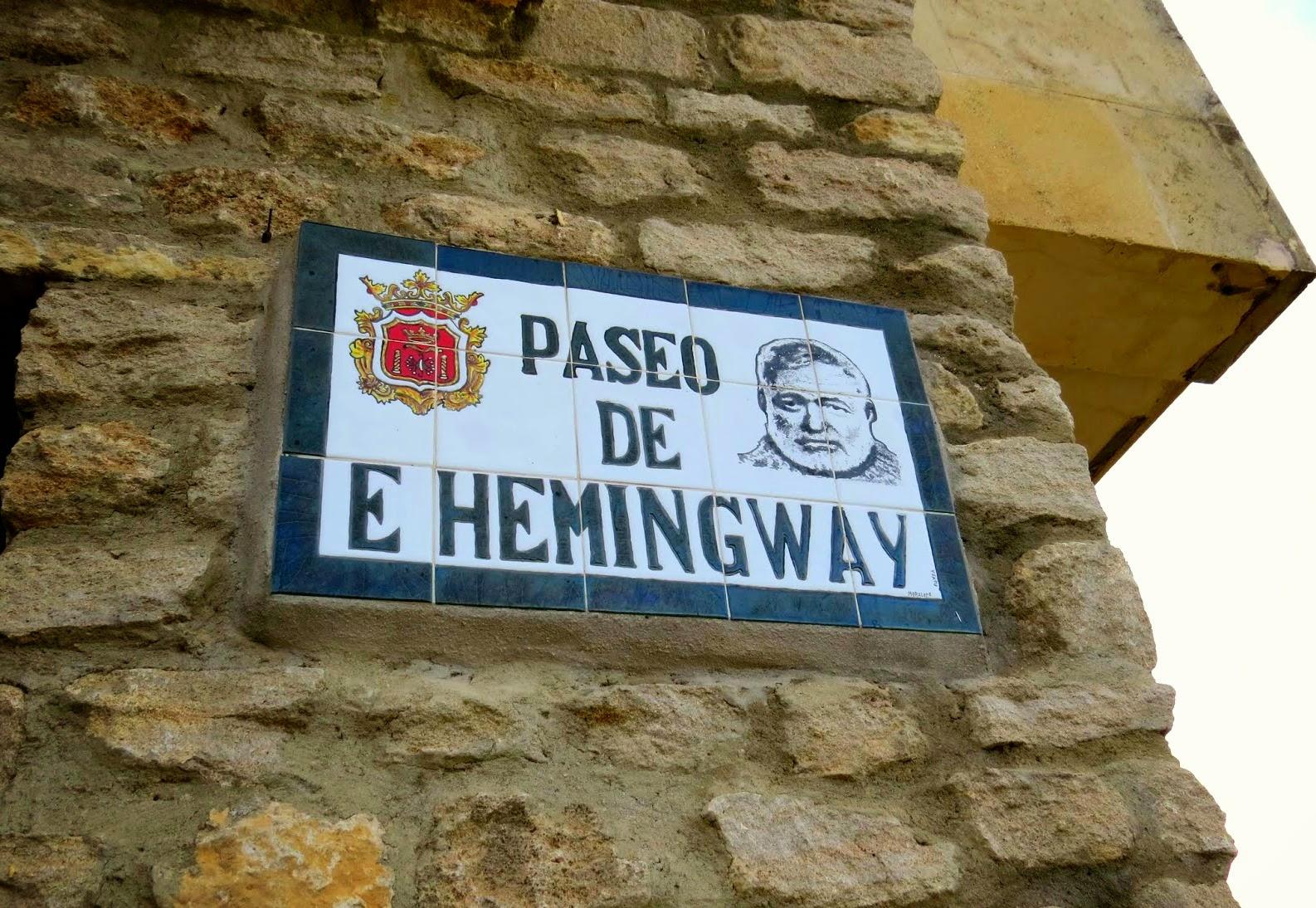 Hemingway Street