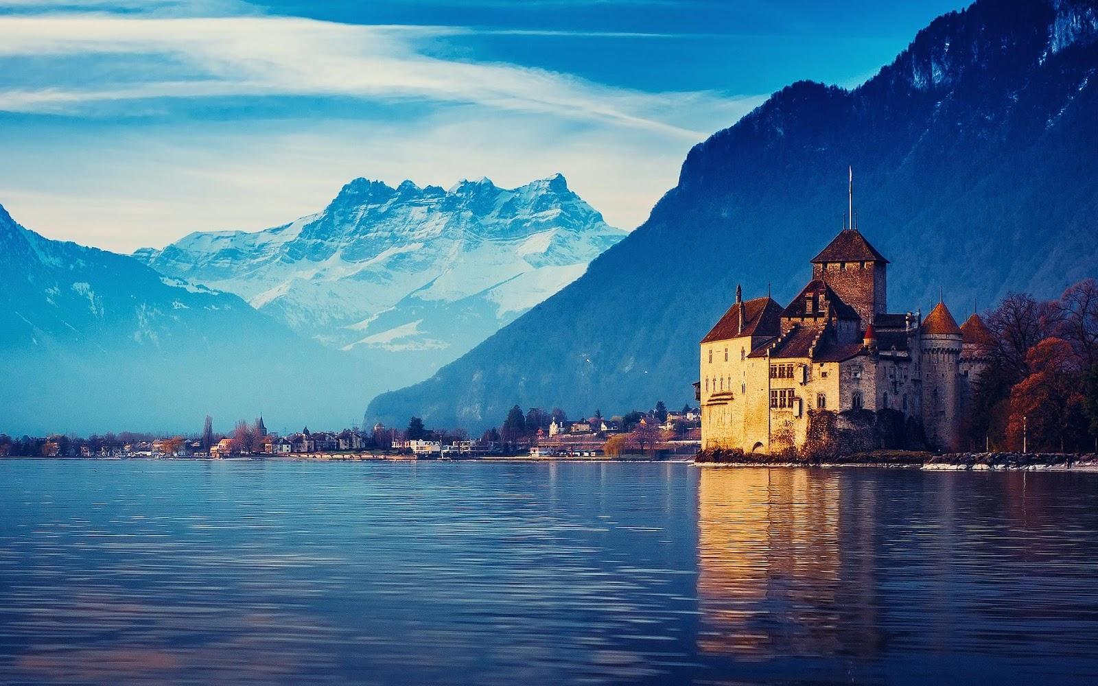 Switzerland-Lake-Geneva