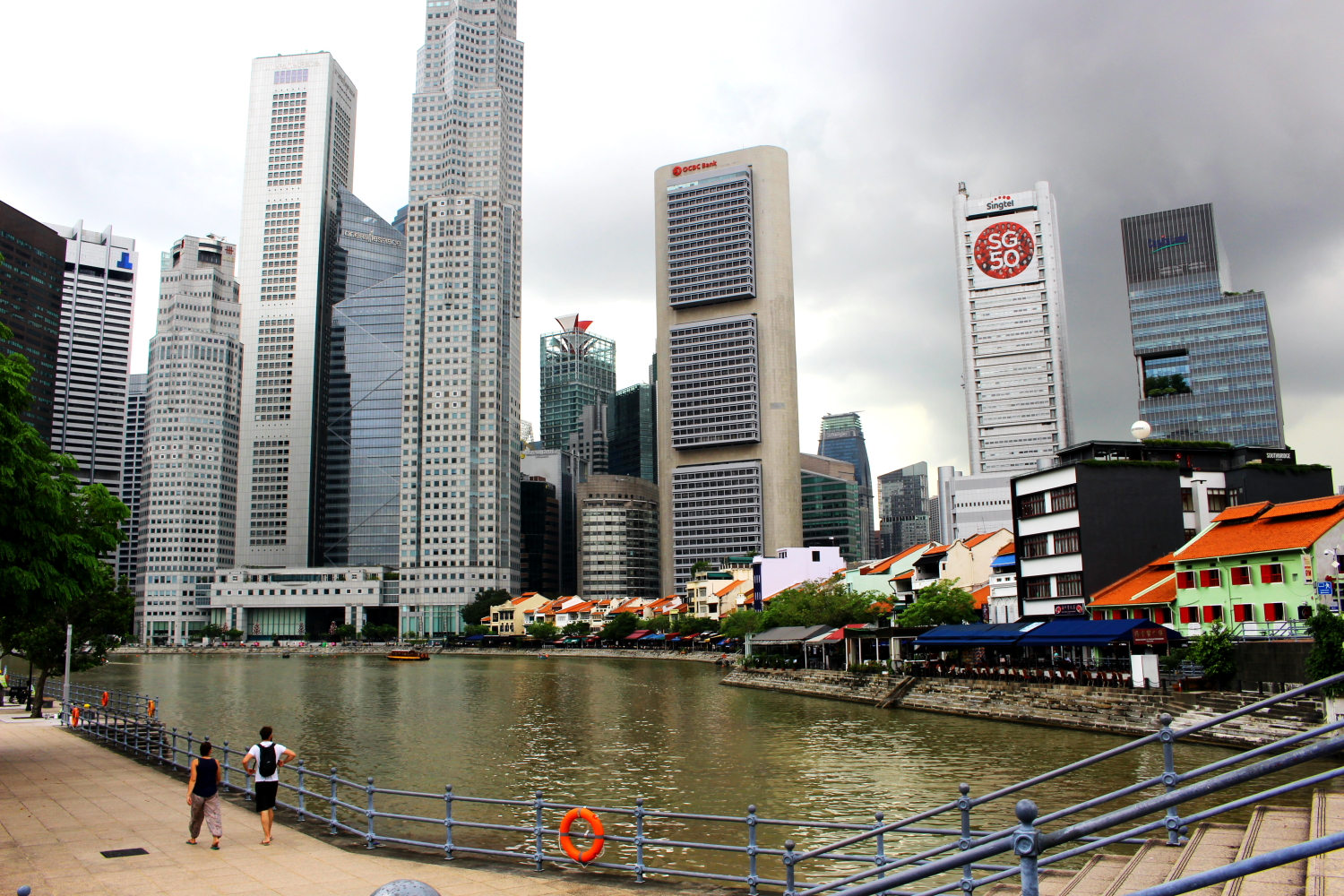 afternoon SG