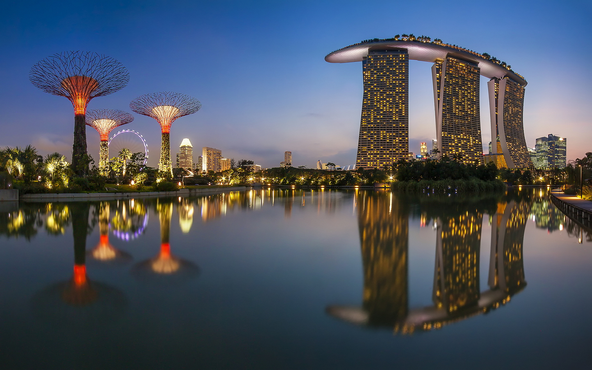 Singapore 39 s singa 39 s spirit flying baguette for Wallpaper home singapore