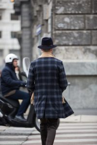 mens-blue-plaid-overcoat-topcoat-pattern-hat-street-style-outfit-ideas-winter
