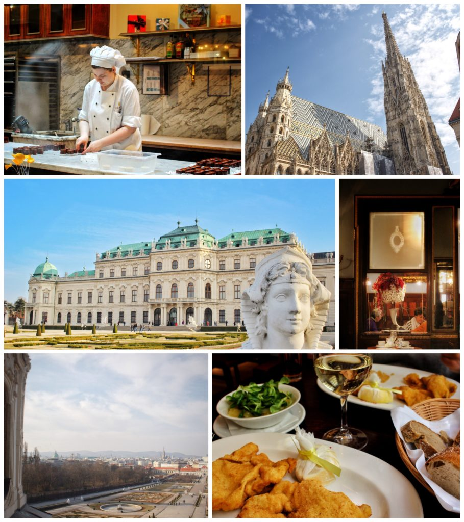 What to do in the city Vienna