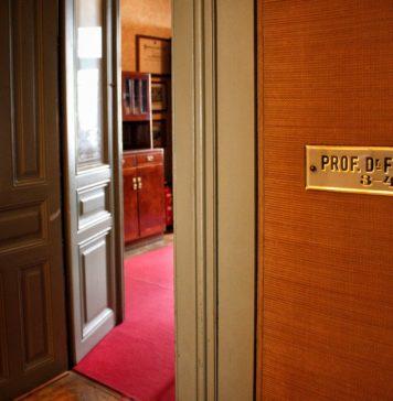 Office of Sigmund Freud in Vienna