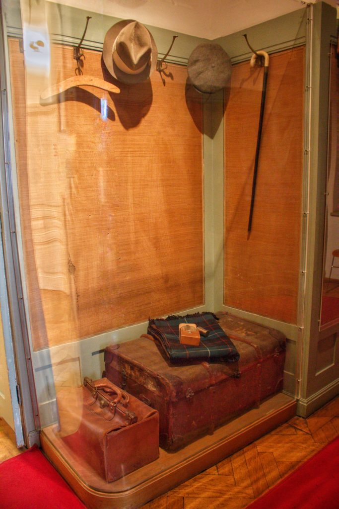 Personal belongings of Sigmund Freud