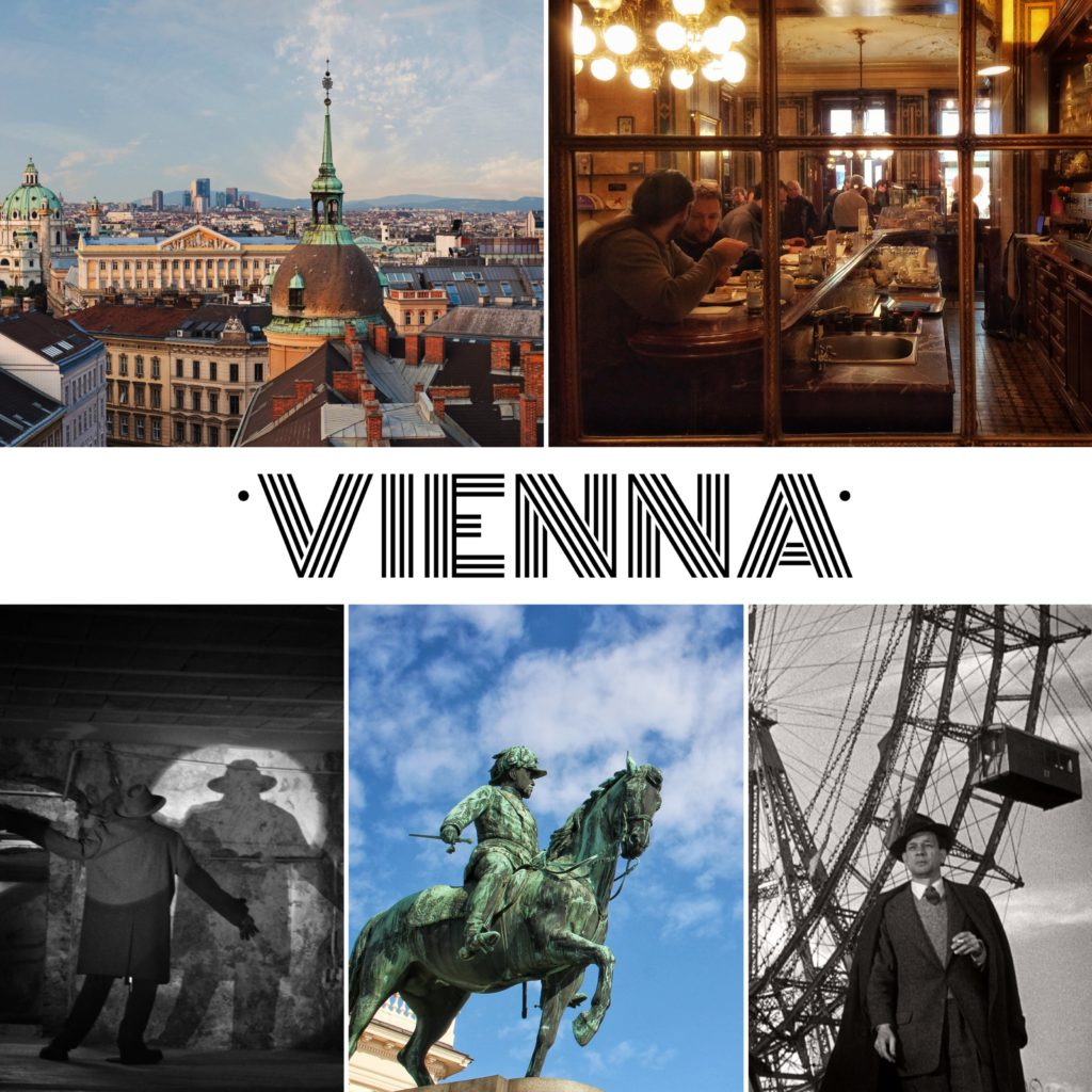 Things to see in Vienna