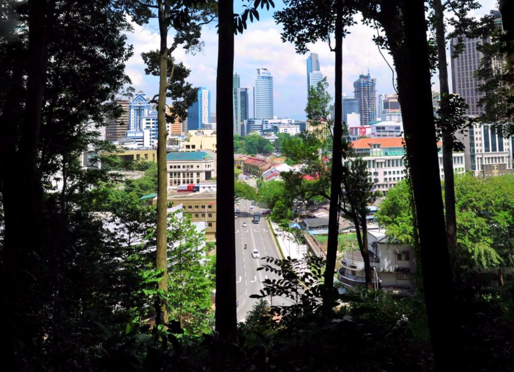 KL City view