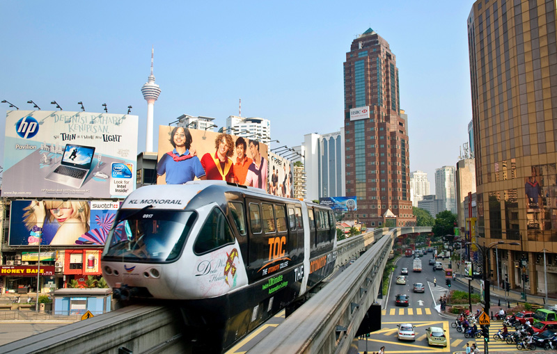 KL Monorail Public Transport